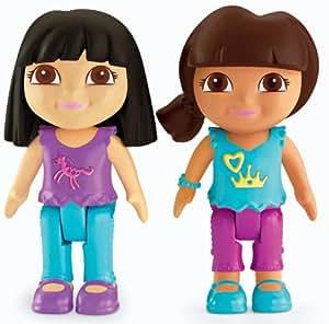 Fisher-Price Nickelodeon Dora the Explorer Dora & Me, Black Hair