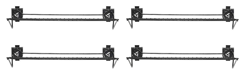 Gladiator GAWE24WSSH 24-Inch Wire Shelf (Pack of 4)