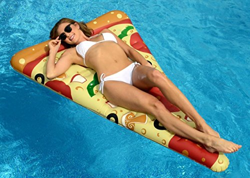 The 8 best water floats for adults pizza