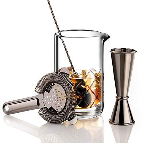 small glass bar - 7