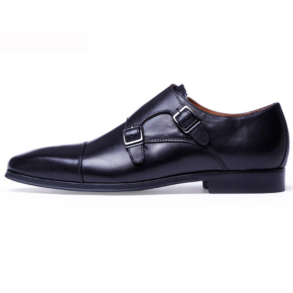 DESAI Herren Business Slipper Slipper Business Schuhe Schwarz 0462a2