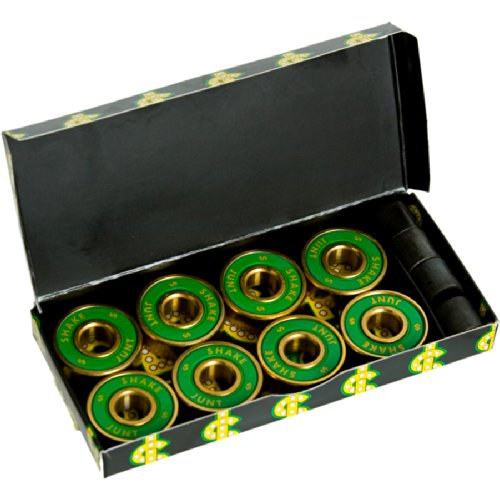 Shake Junt Sj ABEC 5 Skateboard Bearings (8-Pack)