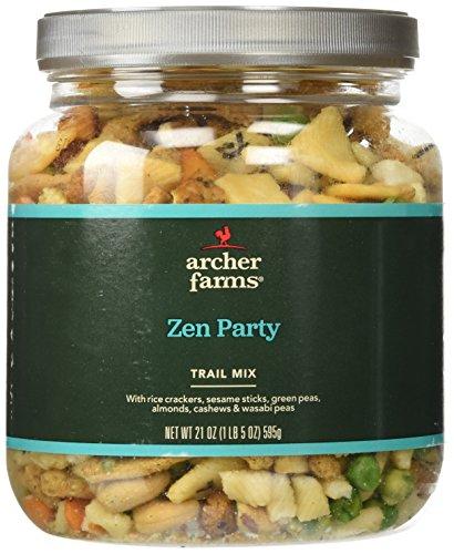 Archer Farms Zen Party Trail Mix - 21 Oz Jar
