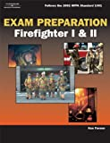img - for Exam Preparation for Firefighter I & II book / textbook / text book