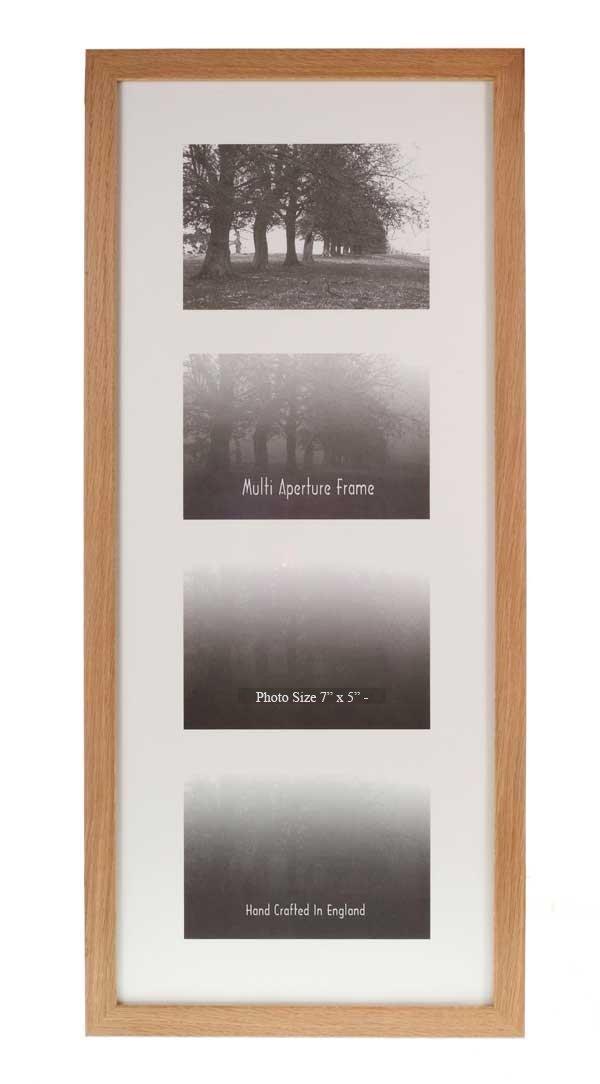 Ziemlich 7x5 Bilderrahmen Multi Fotos - Benutzerdefinierte ...