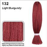JKB-V (Vivica A. Fox - Weave and Bulk) - Kanekalon Braiding Hair in 132