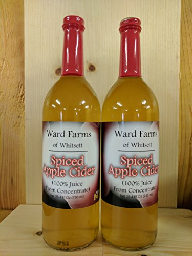 Spiced Apple Cider - 2 Pack by Ward Farms of Whitsett