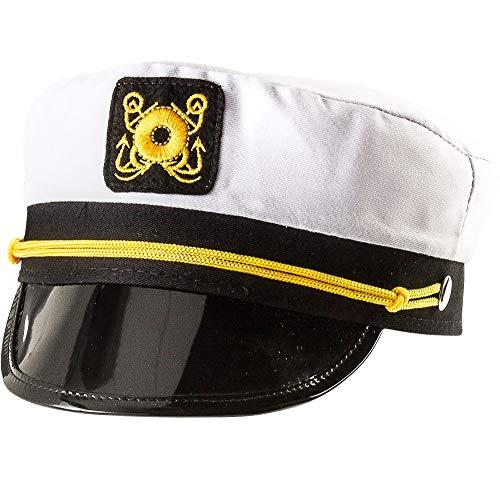 Sailor/Skipper Hat -
