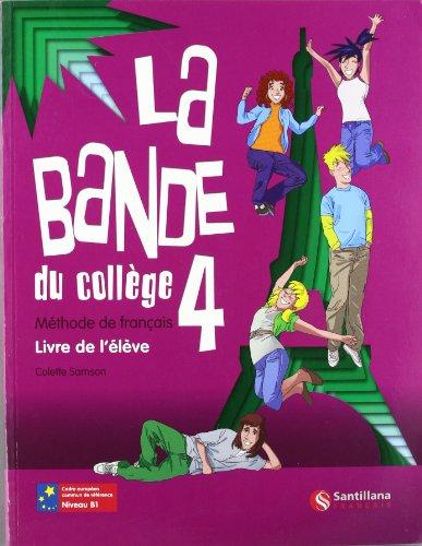 La Bande 4 Livre de LEleve - 9788492729173 Vv.Aa.