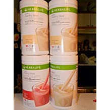 Herbalife Formula 1 Healthy Meal Shake - 4 PACK - MESSAGE US WITH FLAVOR SELECTION!