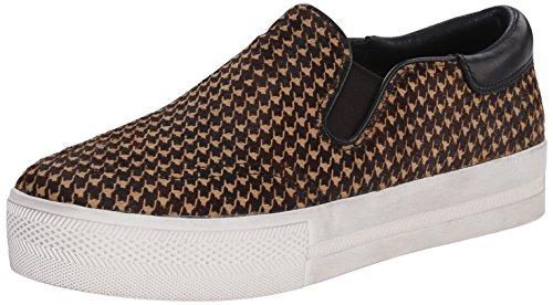 Ash Womens Jam Fashion Sneaker Kameel / Zwart