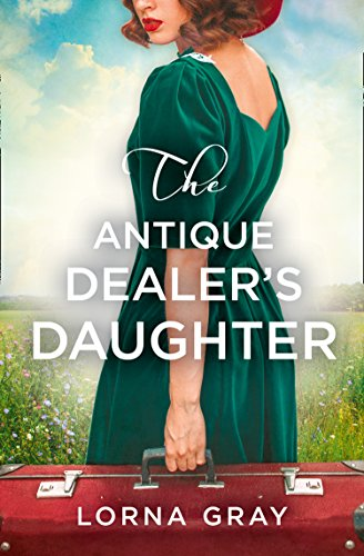 The Antique Dealer's Daughter cover