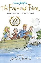 Famous Five: 1: Five On A Treasure Island: 70th Anniversary Edition (Famous Five 70th Anniversary)