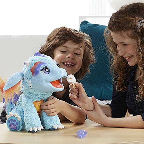 Hasbro, B5142, Furreal Friends, Torch My Blazing Dragon. Plush by Hasbro (Image #6)