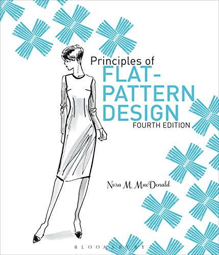 Principles of Flat Pattern Design 4th Edition by Fairchild Books