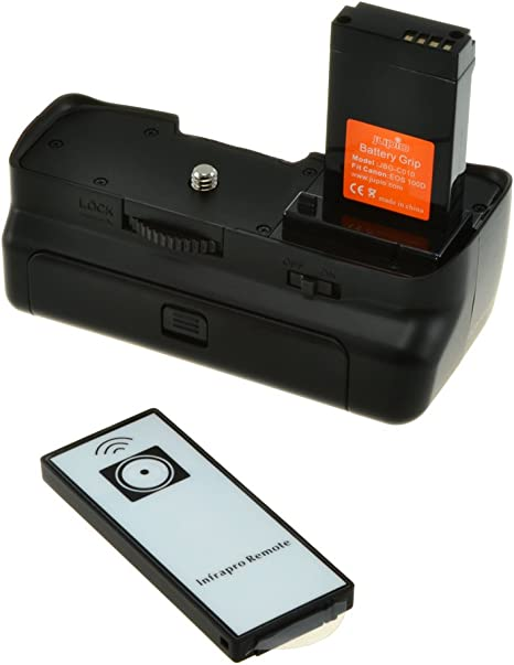Jupio JBG-C010 - Empuñadura para cámaras Digitales Canon EOS 100D ...