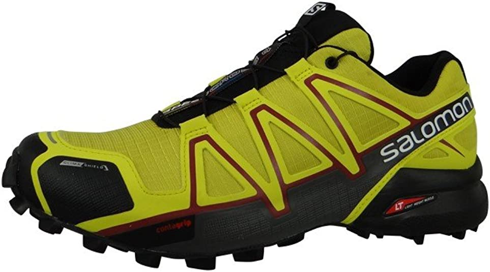SALOMON Speedcross 4 CS, Zapatillas de Trail Running para ...