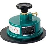 YEQIN 100 Sqcm Fabric Cutter, Rotary Cutter, GSM Cutter Machine