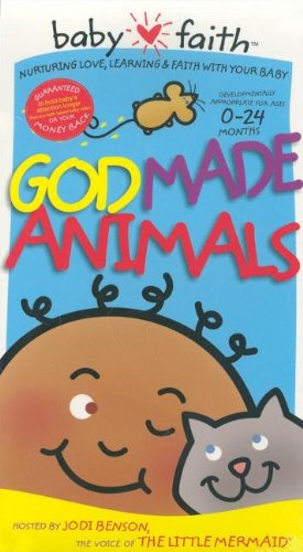 Read Online God Made Animals (Baby Faith) ebook