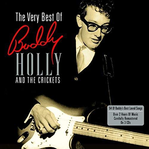 Price comparison product image The Very Best of Buddy Holly and The Crickets