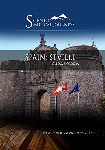 (Naxos Scenic Musical Journeys Spain: Seville Toledo, Cordoba)