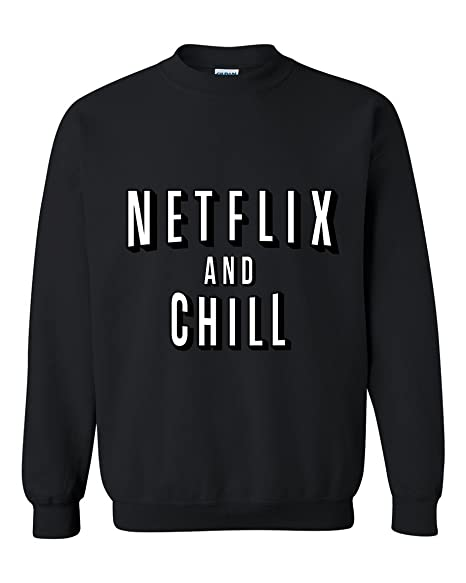 Amazon.com: Netflix y Chill divertido nettflix película ...
