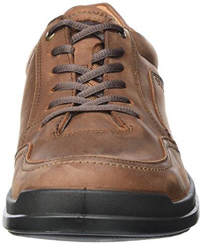 Ecco Herren Howell Sneakers Braun (COGNAC02053)