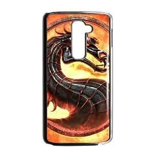 Generic Design Back Case Cover LG G2 Cell Phone Case Black drakony igry logotipy mortal kombat mortal kombat ogon Gbzht Plastic Cases