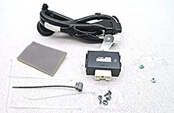 51EfwIzC3oL._SX355_ amazon com genuine toyota highlander tow wire harness pt219 48111 2011 Toyota Highlander Limited Interior at gsmx.co