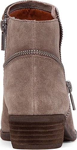 Boide Brindle Brand Suede Lucky Women's Bootie xz8Eww0qZ