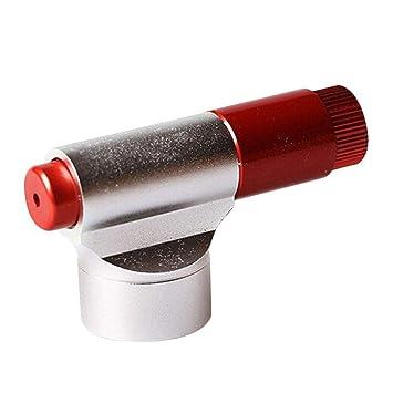 LeKing Mini Bomba de Bicicleta portátil, Bomba, Bomba de Emergencia de CO2, sin Cilindro de Gas ,Bomba Bicicleta,Bomba de Aire(OPP): Amazon.es: Deportes y ...
