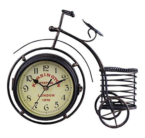 Berry President® Generic Vintage Metal Rustic Bicycle Clock