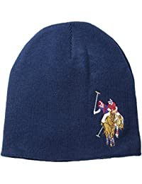Men's Us Polo Solid Beanie
