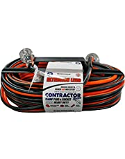 UR25010C ULTRACHARGE 10M 15A Heavy Duty Contractor Extension Lead 15A Plug & Socket, Extra Heavy Duty Flexible Lead