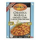 Patel's Channa Masala - Chickpea Curry, 265ml