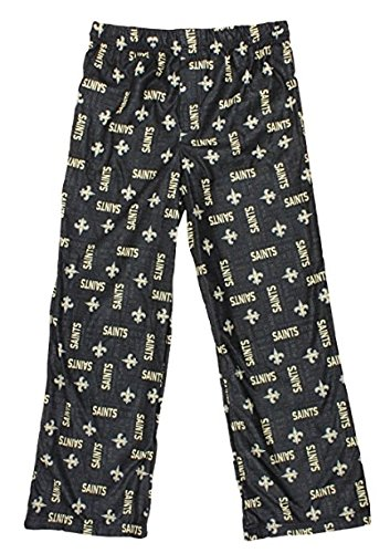 Gerber New Orleans Saints Big Boys, Kids NFL Team Pajama Pant (X-Large (18-20))