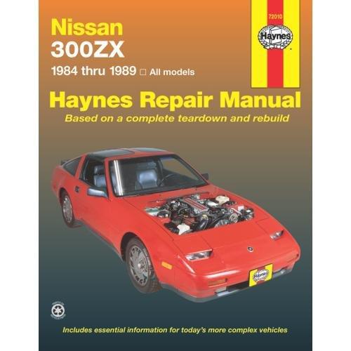 Nissan 300 ZX '84'89 (Haynes Repair (Nissan 300zx Manual)