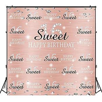 Sweet Sixteen Step Card