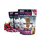 FURTHER FUEL - Energy Booster + Caffeine Soft Chews, KSM-66 Ashwagandha, B12 and L-Tyrosine - No jitters, no crash, low sugar formula with clinically proven ingredients and natural caffeine (3-pack)