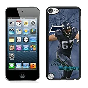NFL Seattle Seahawks iPod Touch 5 Case YMH91574 NFL Phone Case Clear Plastic