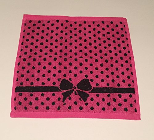 Hot Pink Towels Bathroom: Betsey Johnson Betseys Bow 3 Piece Towel Set Hot Pink