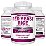 Red Yeast Rice Extract 1200 mg – Citrinin Free