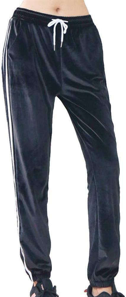 Dcola Pantalones De Chándal para Mujer, Pantalones Deportivos De ...