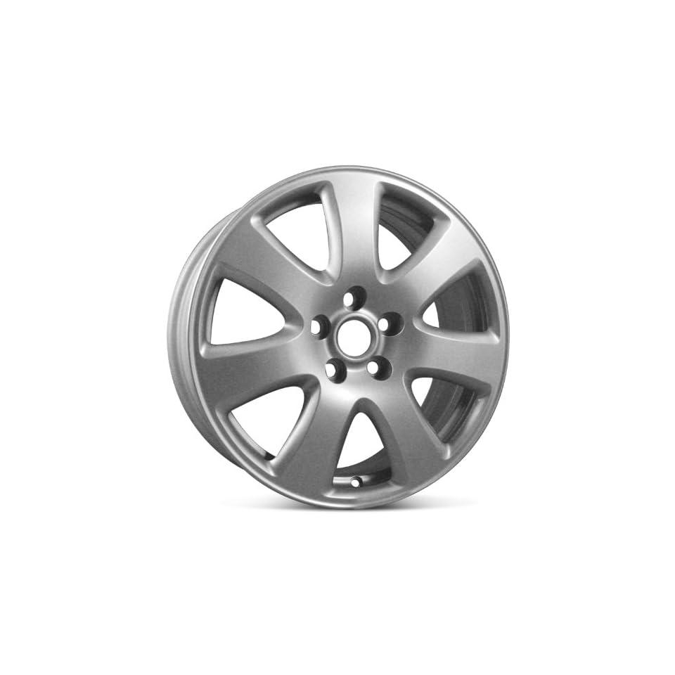 Jaguar X Type 17 x 7 Cayman Factory OEM Stock Wheel Rim 59766