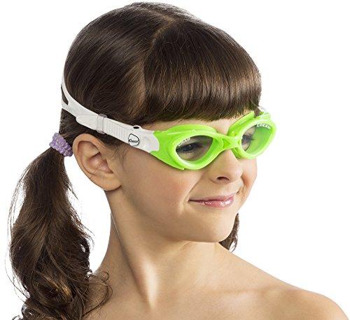 ... Cressi Premium Lunettes de Natation Pour Enfant - Anti Buée, 100% Anti  UV Aquamarine 9f5c6ad74962