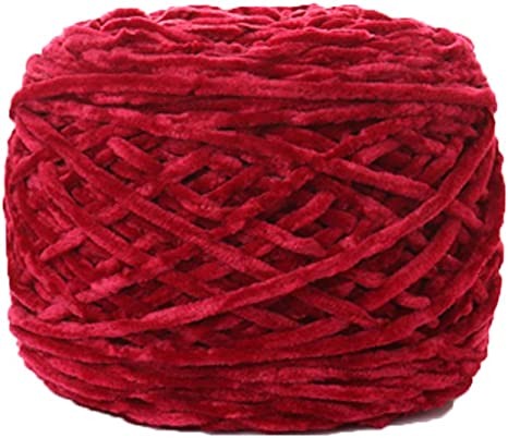 great for hats Hand Knitting Merino Yarn 100g balls of chunky wool in Ginger