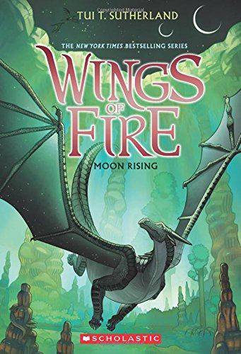 Moon Rising (Wings of Fire, Book 6) (Wings With Words)