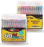 Gel Pens - 60 Gel Pen Sets - Best Reviews Guide