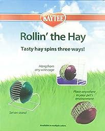Kaytee Rabbit Rollin\' The Hay Holder