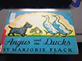 Angus and the Ducks, Marjorie Flack, 0385076002